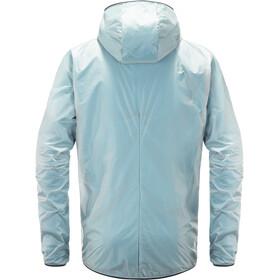 Haglöfs Proteus Jacket Herre haze/mosaic blue